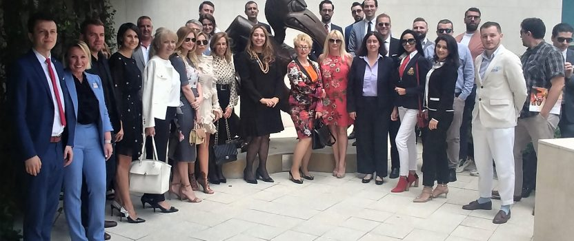 Romanian-American Chamber in Florida Hosts Romanian Business Delegation