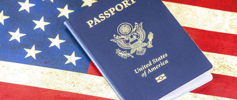 What are the steps to become a US citizen through naturalization?